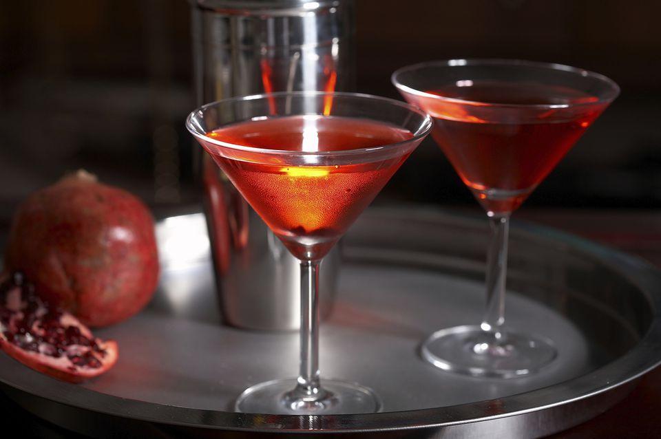 42 Below Vodka's Dusk in Eden Cocktail