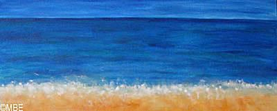 Seascape Painting Step by Step Demonstration