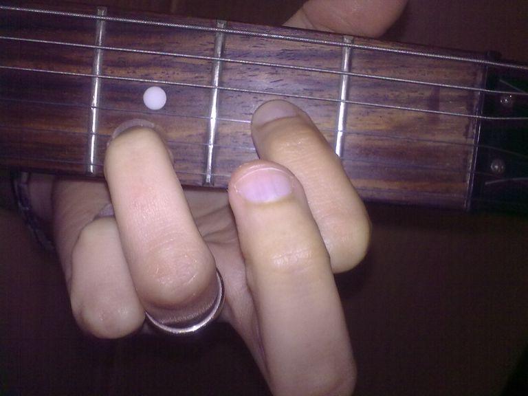 guitar fingering