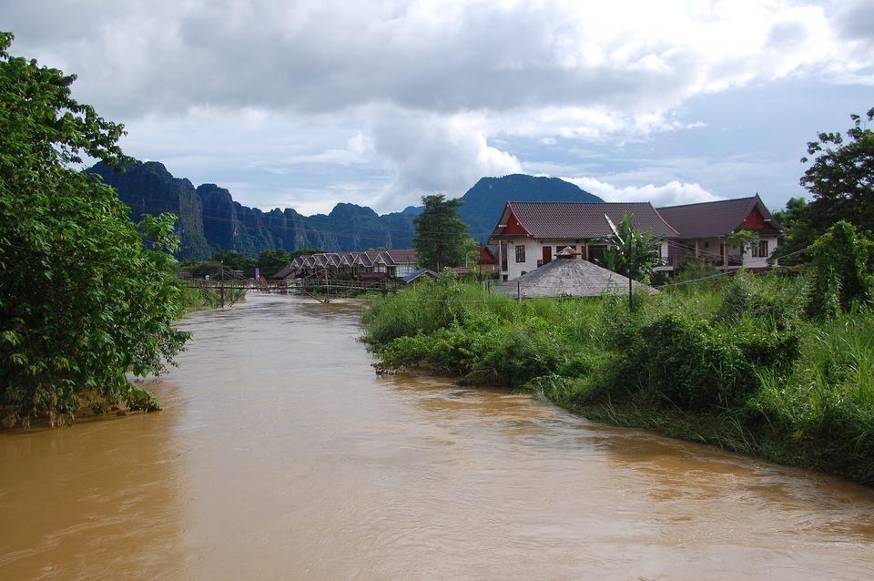Vang Vieng Laos River