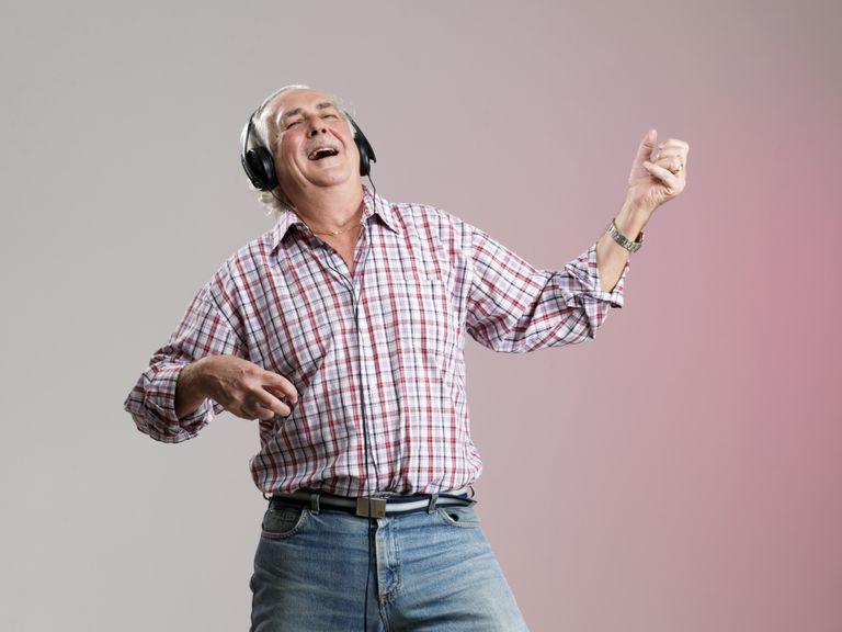 music and seniors
