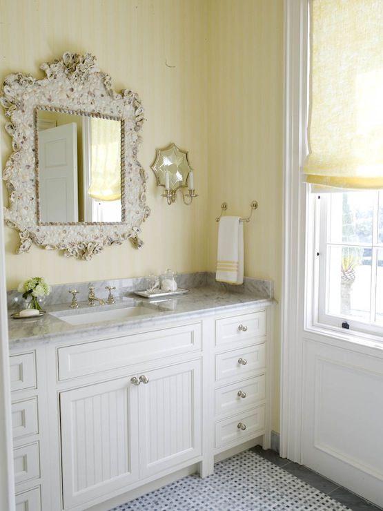 white beadboard bathroom. Beadboard Bathroom White H