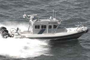 U.S. CBP Marine Interdiction Agents
