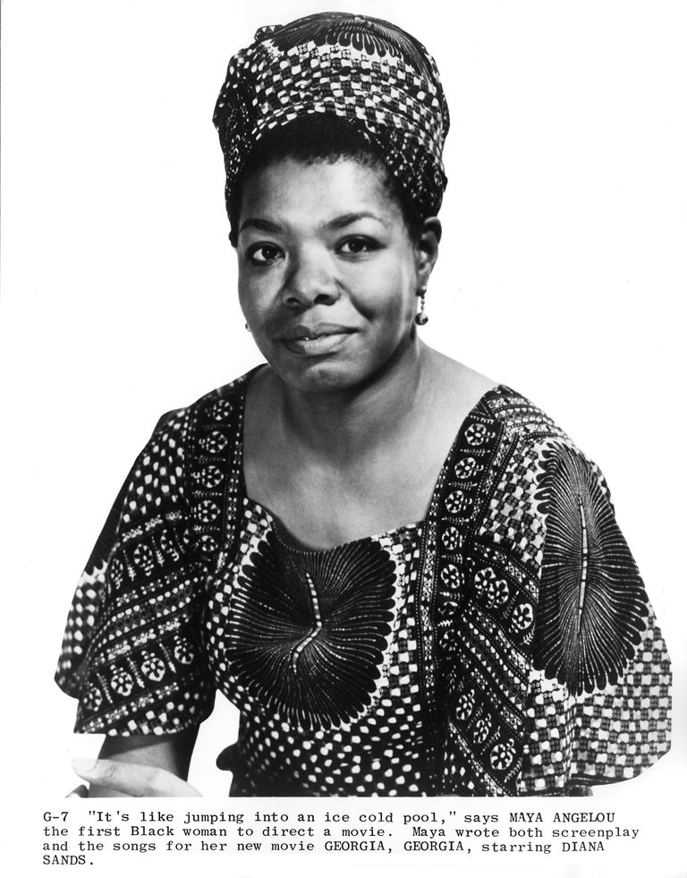 Picture of Maya Angelou