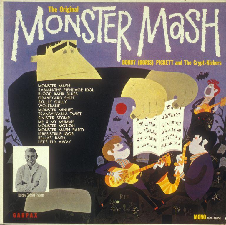 Bobby Boris Pickett Monster Mash