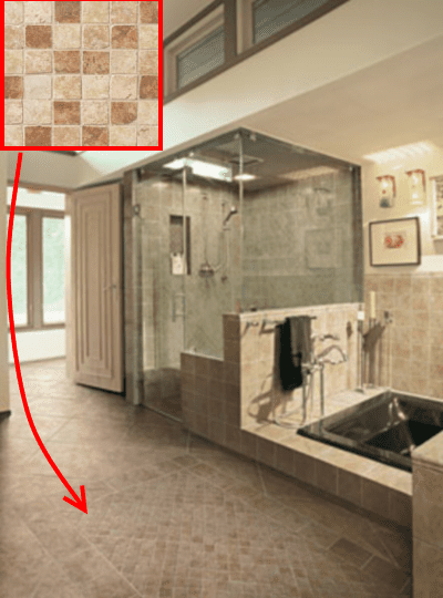 brown floor tile bathroom. I Want that Tile and the Whole Bathroom  Too Picture Gallery Showers Floors Walls