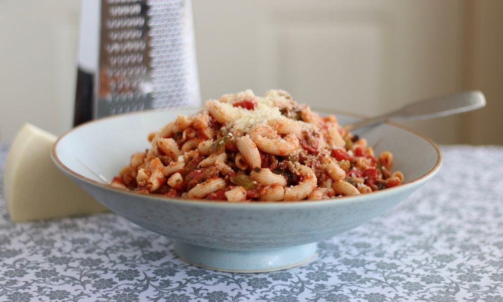 Low-FODMAP Chop Suey Recipe