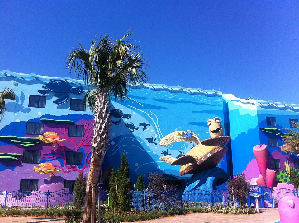 Media preview of Disney's Art of Animation Resort. All photos taken by Nicole Siscaretti