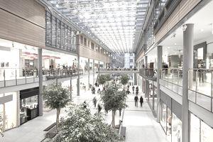 Elegant Shopping Mall