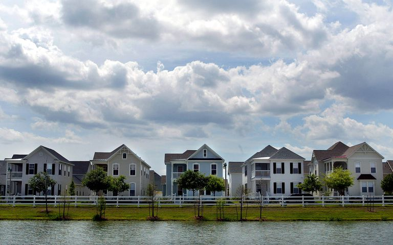 Created by the Walt Disney Company, Celebration, Florida is a New Urbanist community.