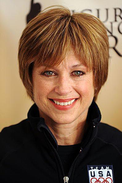 Dorothy Hamill In 2010