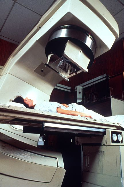 External Beam Radiation Machine