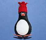 Light Bulb Penguin