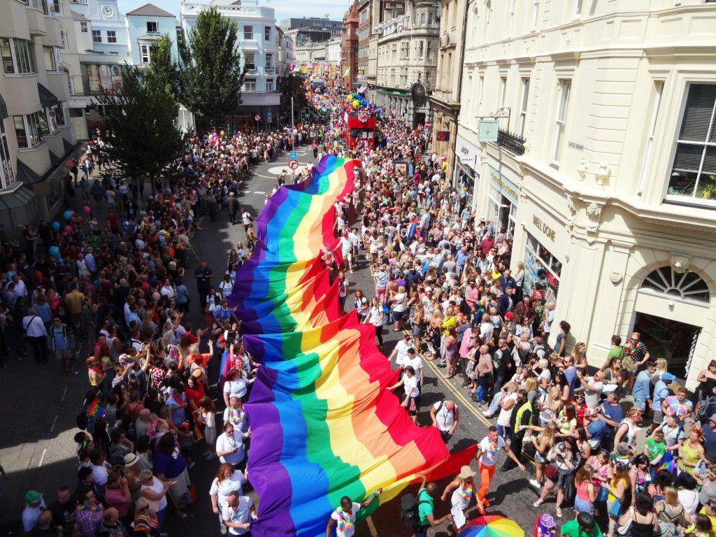 Brighton dating bright gays