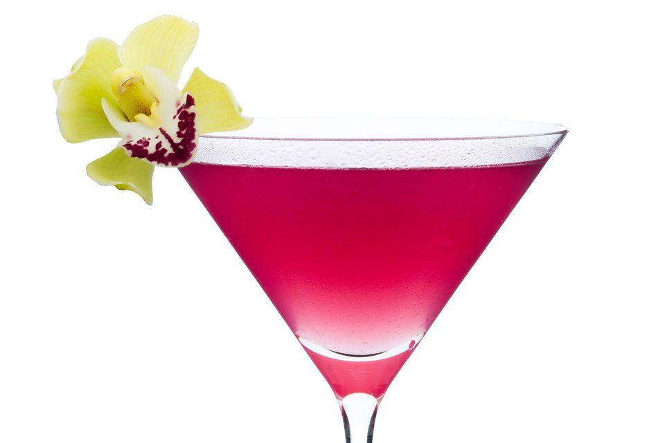 Raspberita Cocktail - Easy Tequila Margarita Cocktail Recipe