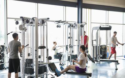 Fresh Energy Gym Cotati