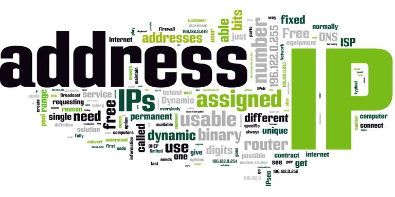 IP Address Graphic