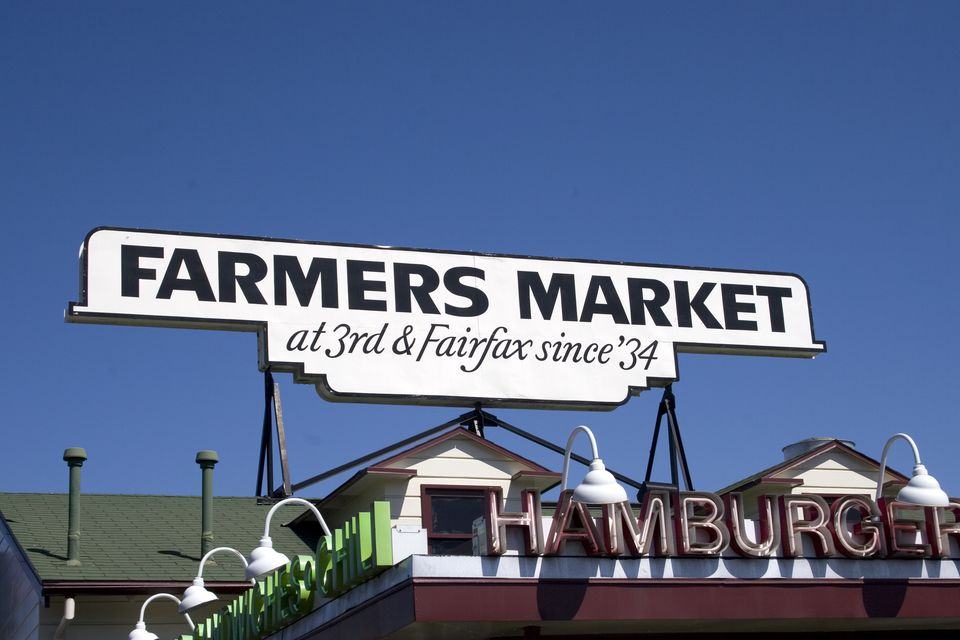 Farmers Market Food Tour Los Angeles