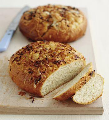 Simple Onion Bread Recipe For The Bread Machine