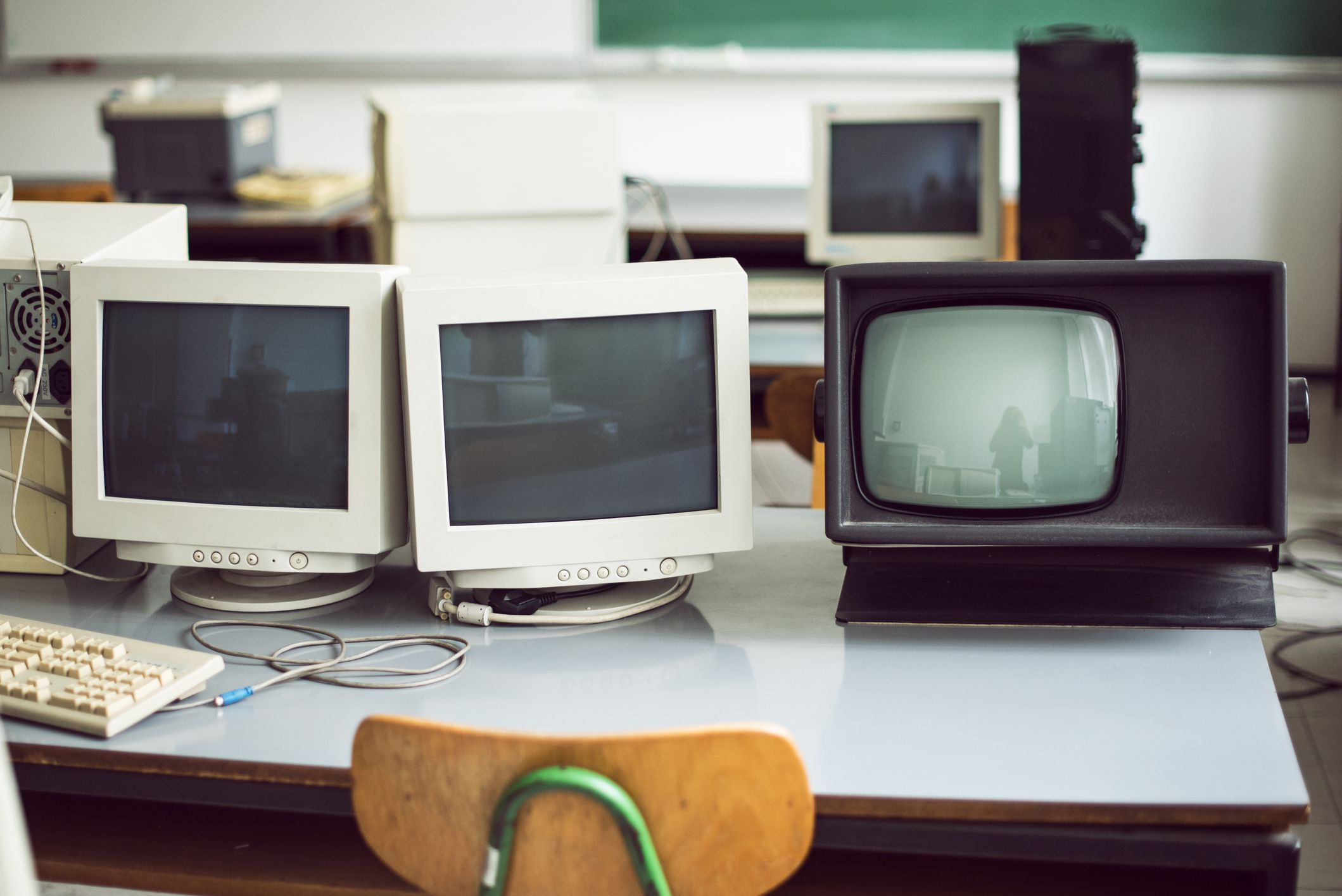 what to do with old crt monitors