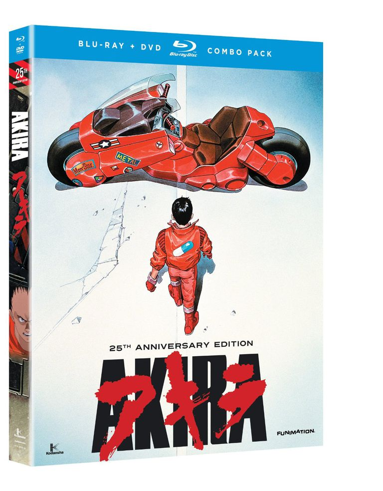 Best Anime Titles on Blu-ray Disc: Feature Films