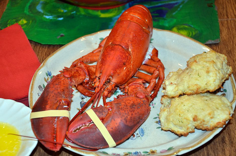 Lobster Dinner Picture