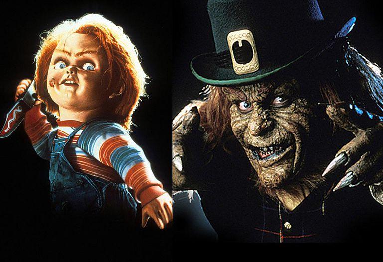 Horror Movie Crossovers: Chucky vs. Leprechaun