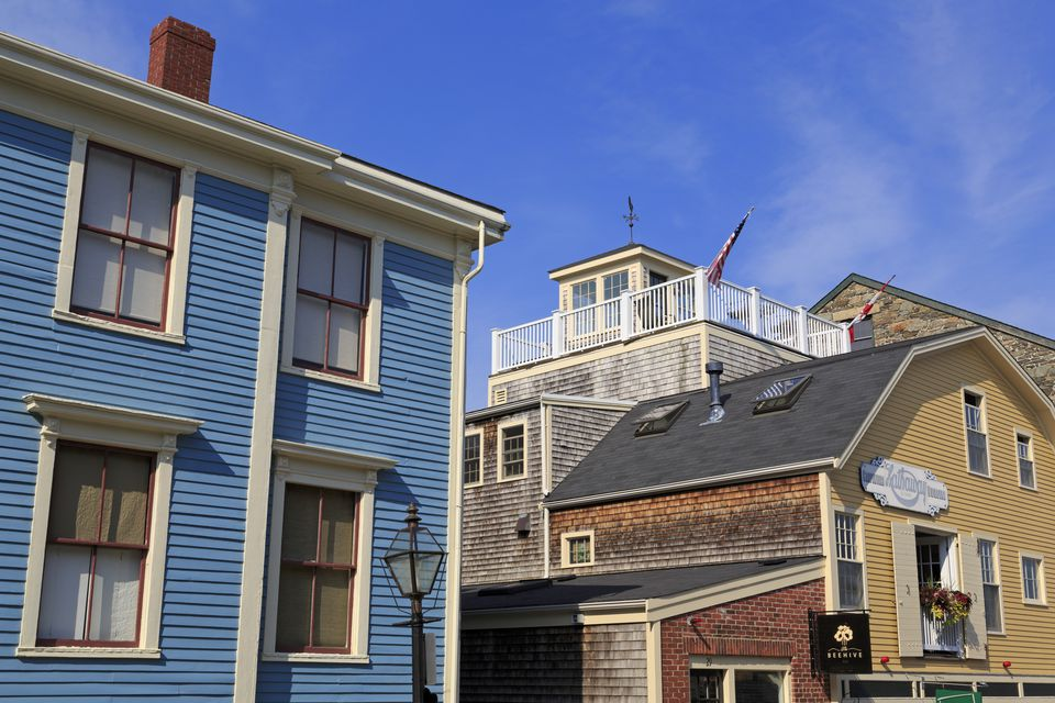 Historic District, New Bedford