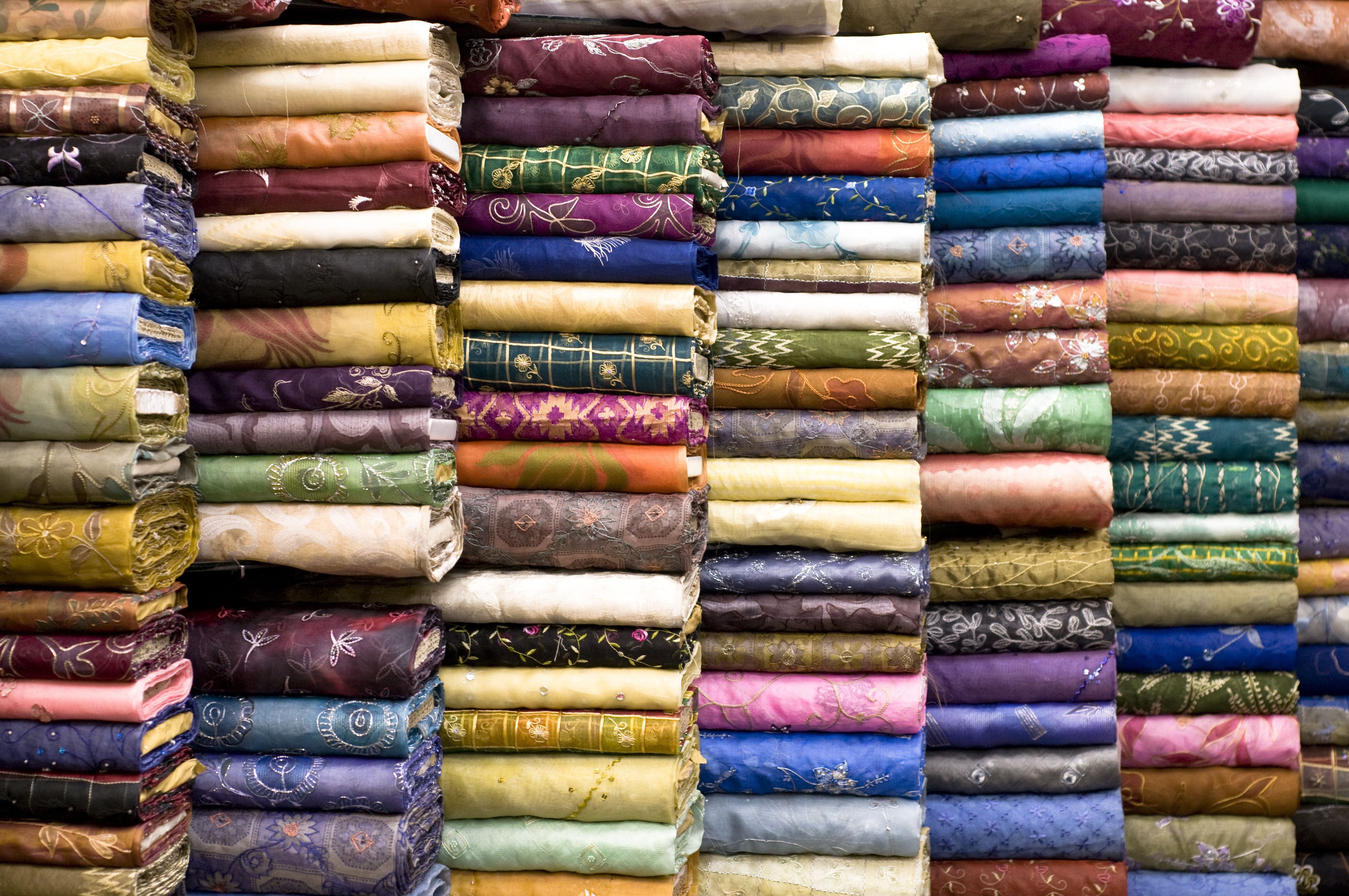 Fabric types a to z understand the clothes you wear for Fabric retailers