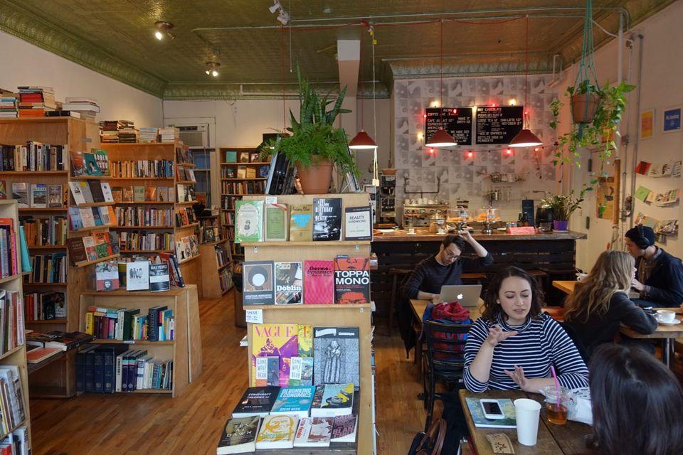 Topos Bookstore