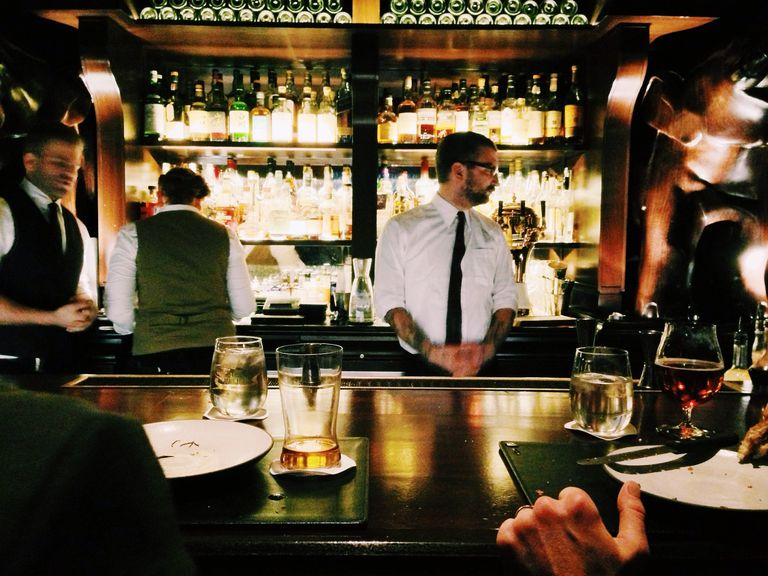 Do you need to go to school to be a bartender?
