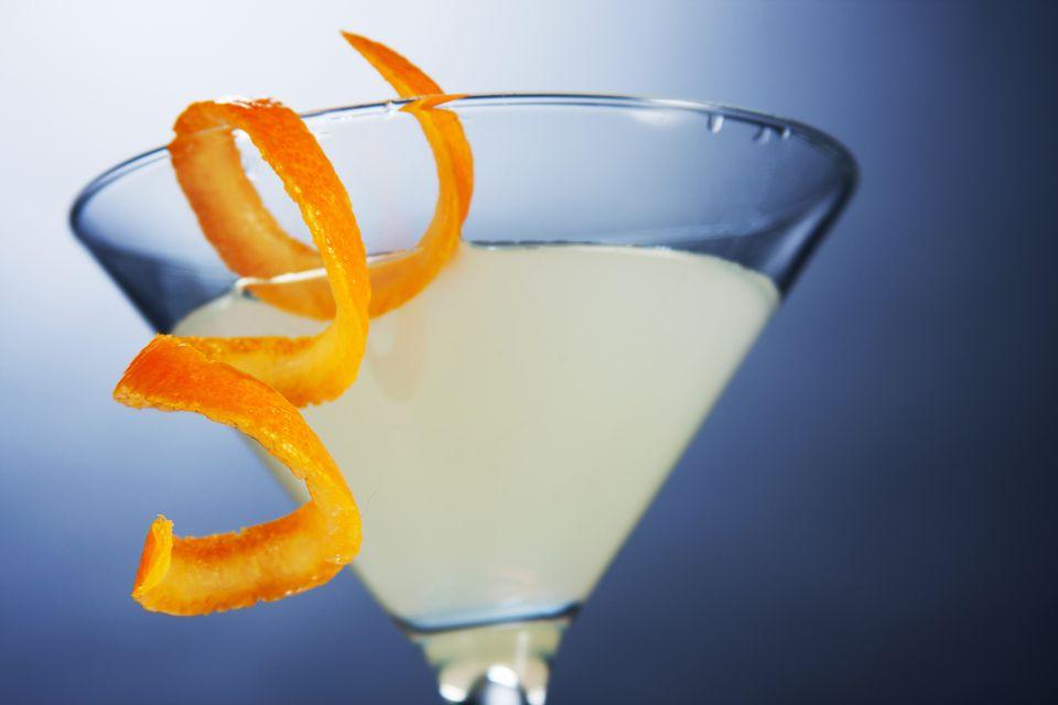 SKYY Vodka's Red Over Heels Easy Ginger Vodka Cocktail Recipe