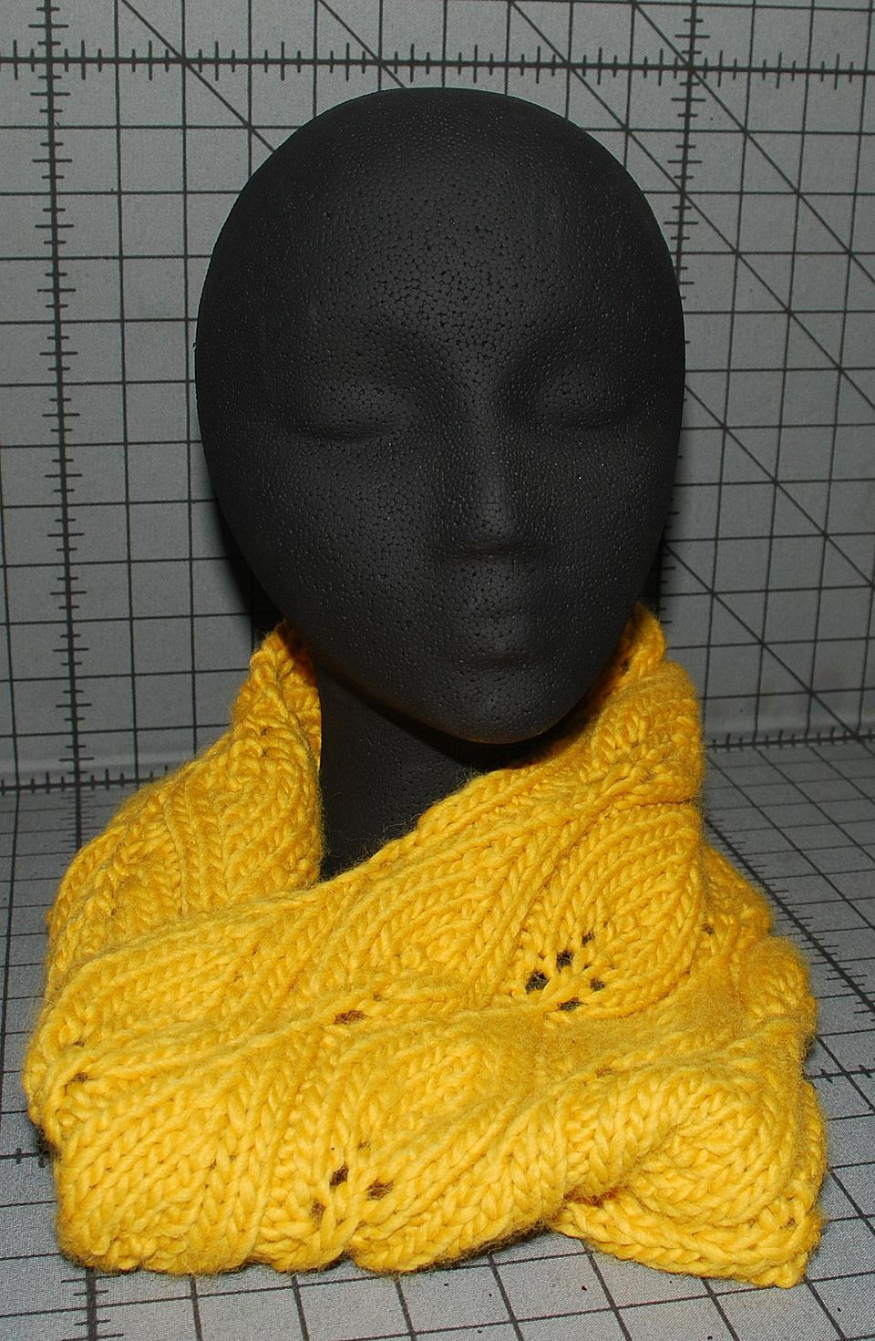 Candle Flame Cowl