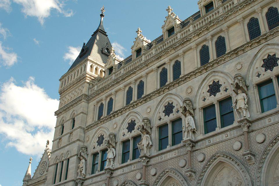 Hartford Capitol Building Free Tours