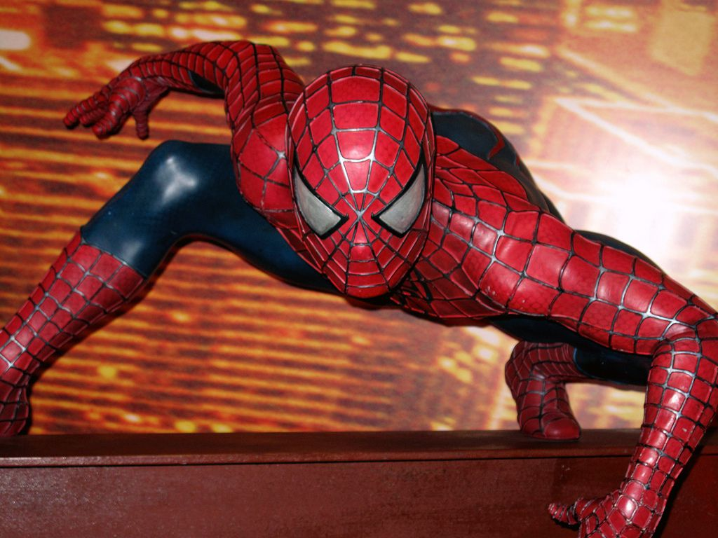 the comic book inspirations for the spider man films