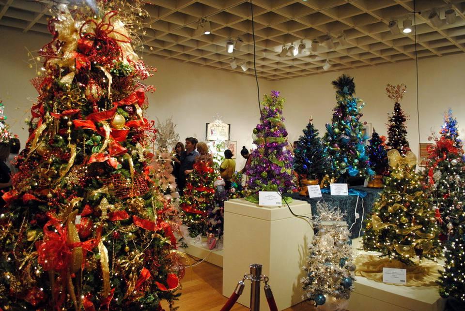 Orlando Museum of Art's Festival of Trees