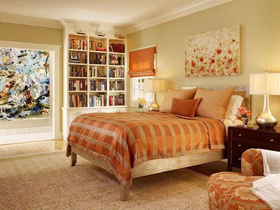 Here 39 S The Easiest Bedroom Color Scheme Ever