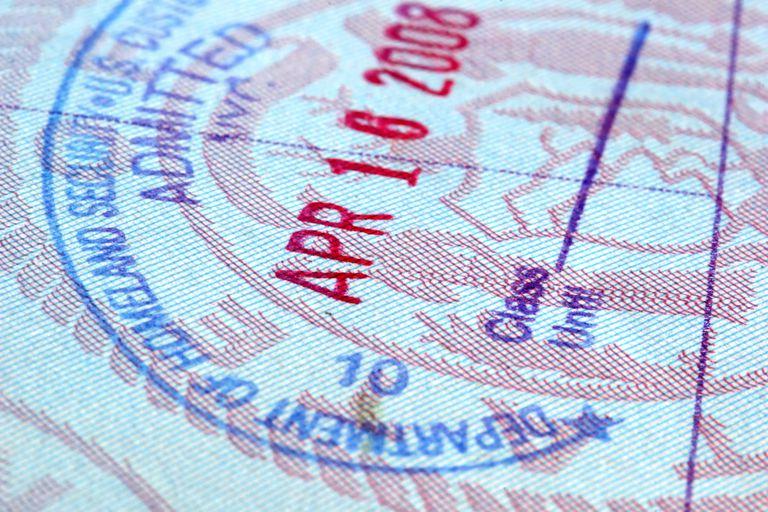 Test para demostrar conocimientos sobre la visa de turista americana