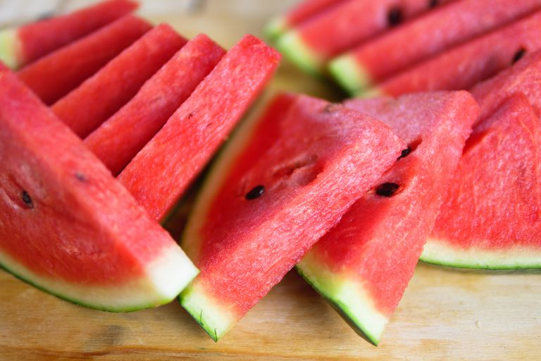Can you eat watermelon on a low carb diet for What parts of a watermelon can you eat