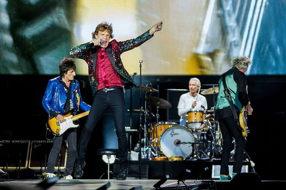 Rolling Stones will play a concert in Lima in 2016