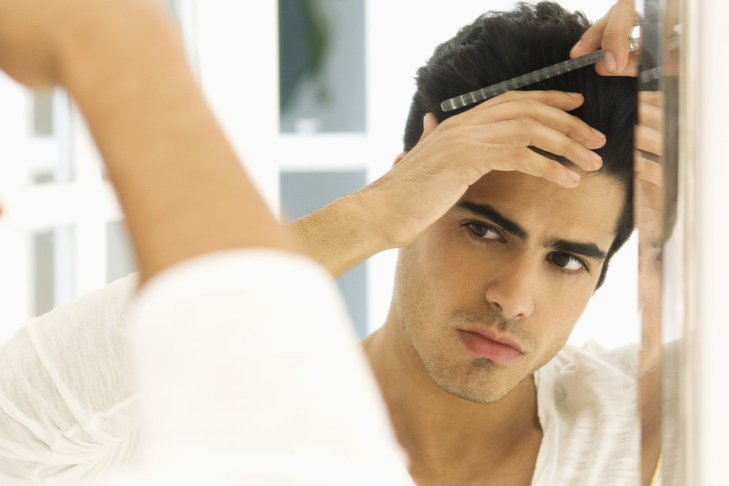 How To Control Thick Hair For Men