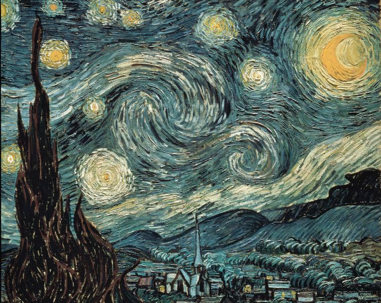 sight cite site Van Gogh