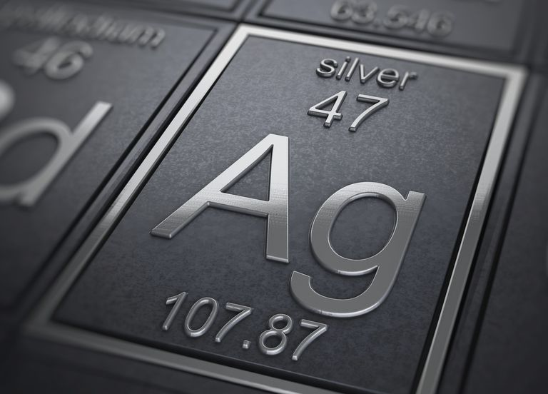 Silver (Chemical Element)