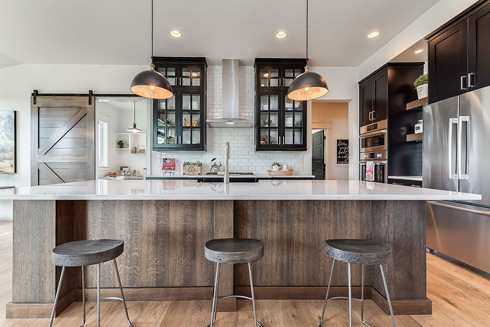 Farmhouse Kitchens 49 gorgeous modern farmhouse kitchens