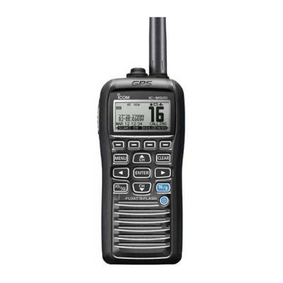 ICOM DSC GPS VHF Radio