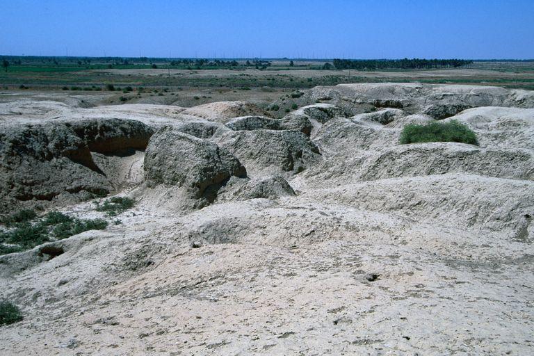Site of Sumerian city Kish