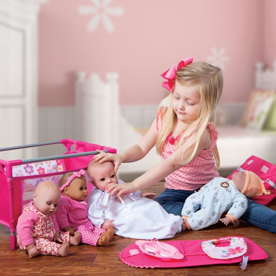 Adora Doll Playpen