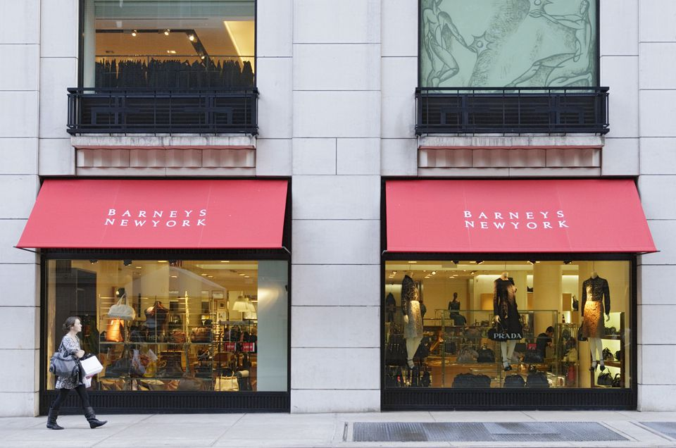 Shop window, Madison Avenue, Manhattan, New York City, New York, USA