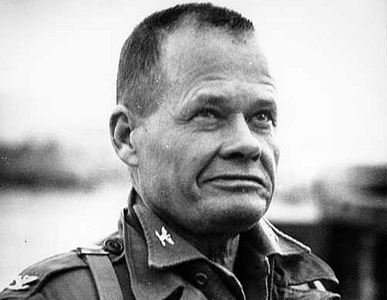Colonel Chesty Puller, 1950