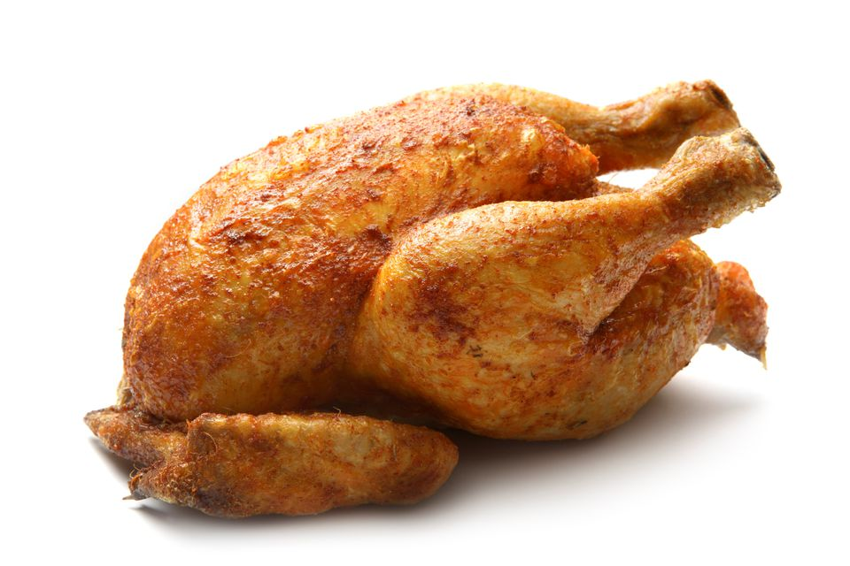 Greek-Style Beer Can Chicken